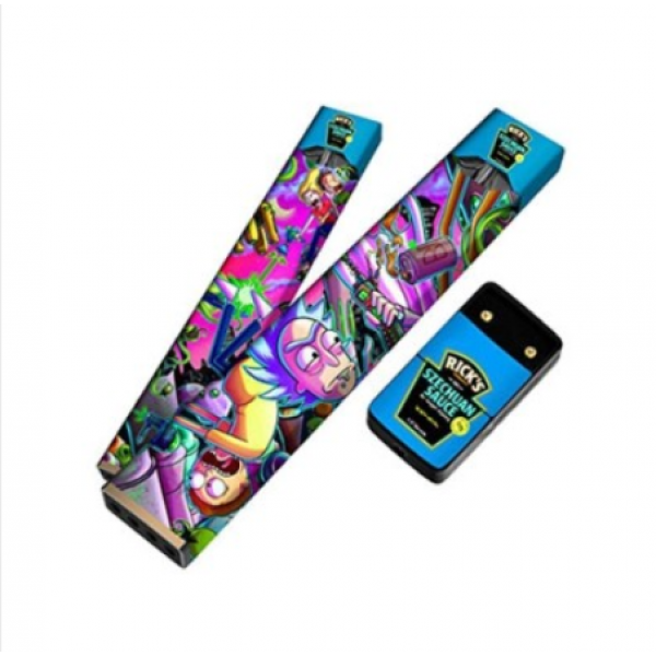 Rick And Morty Juul Wrap